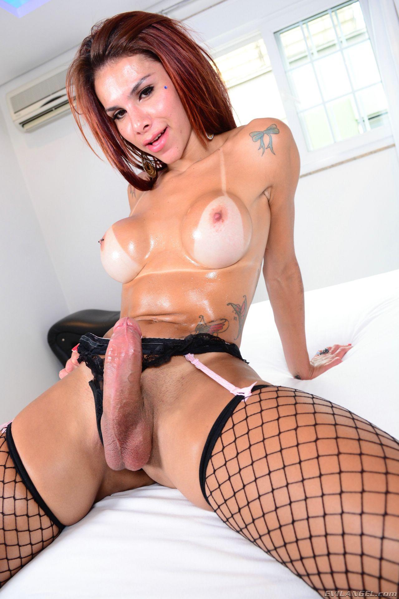 Her entire body christine cock