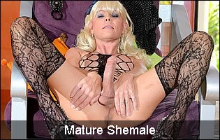 Mature Shemale